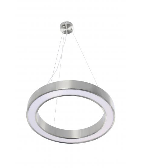 Lampe à suspension Saturn 125 argenté